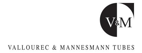 Vallourec & Mannesman Tubes