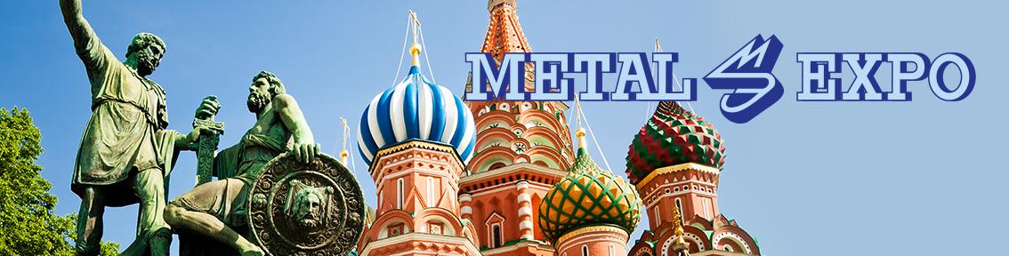 Metal-Expo, Moskau, Russland